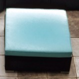 Houghton ottoman with cushion
