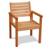 SALIGNA armchair med res