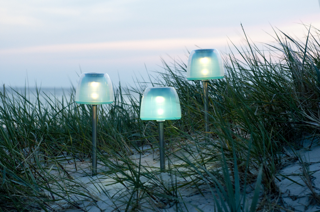 GOPLE SOLAR POWERED LAMPS
