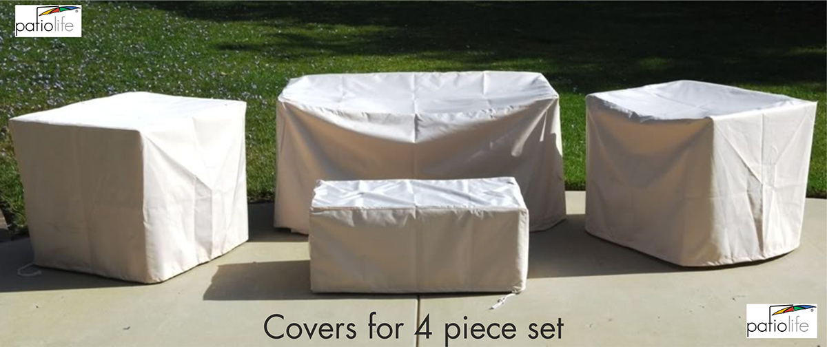 Cover 4 piece set