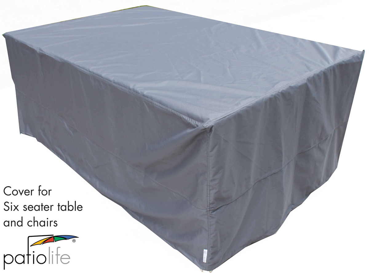 Full Cover six seat table set