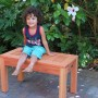 Saligna bench one seat