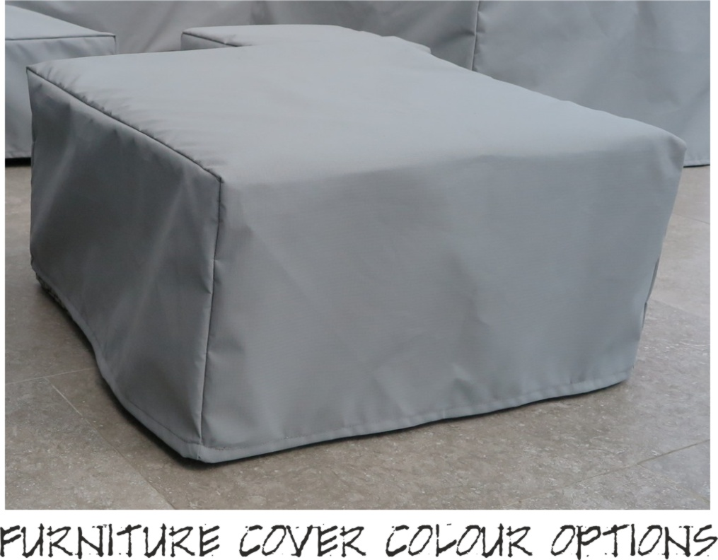 Website front page Furniture cover colour options