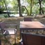 Evaglade chair bush