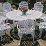 1-Classic round 8 seat 150 cm -001