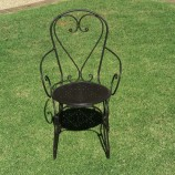 Cafe Chair front