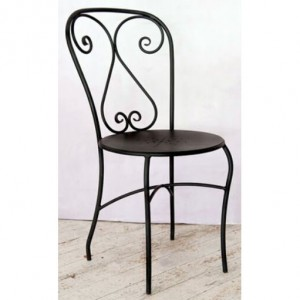 FRENCH CAFÉ SIDE CHAIR