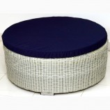 Erinvale View Ottoman white med res