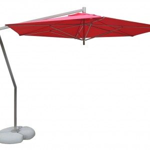 PP Cantilever red open