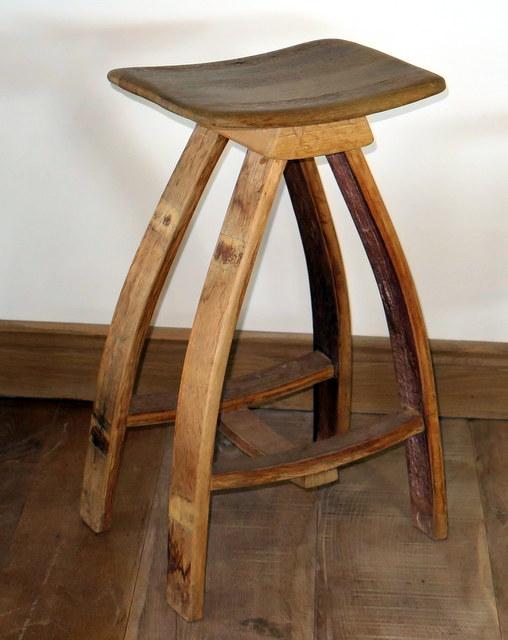 barrel bar stool patio life