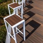 Evaglade bar stool multiple