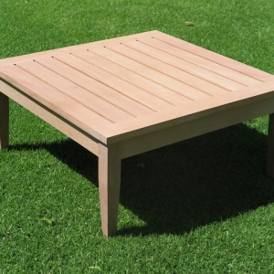 Homestead coffee table 80x80