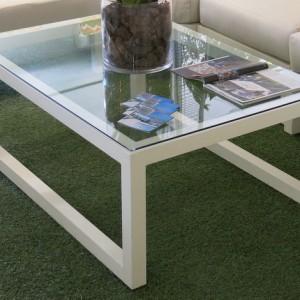 Simola Coffee table parallel legs