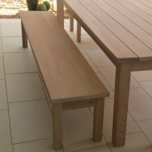 Petra Bench top