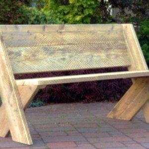 Viking Bench