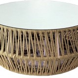 Isihlalo beige coffee table