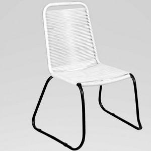 Black & white chair