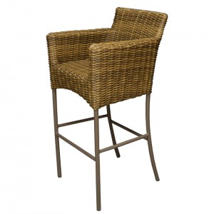 St Francis Bar chair w arms lo res