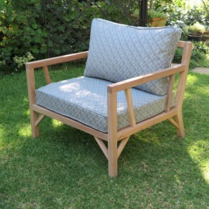 Somerset West armchair angle lo res