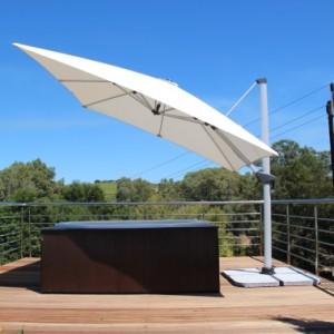 Tilting Cantilever umbrella tiltlo res