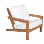 Glendower armchair wood